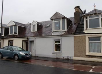 Thumbnail 3 bed terraced house for sale in Kirkpatrick Street, Girvan, South Ayrshire