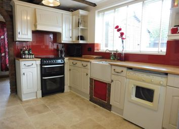 Thumbnail 3 bed semi-detached house for sale in Coates Road, Coates, Peterborough