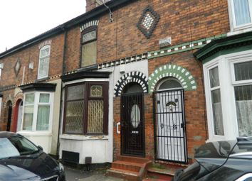 Thumbnail 2 bed terraced house for sale in Holmfirth Street, Longsight, Manchester