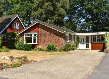 Thumbnail 3 bed detached bungalow for sale in Parkway, Crowthorne, Berkshire