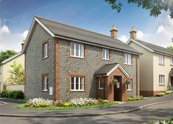 Thumbnail 4 bed detached house for sale in Honiton Road, Churchinford