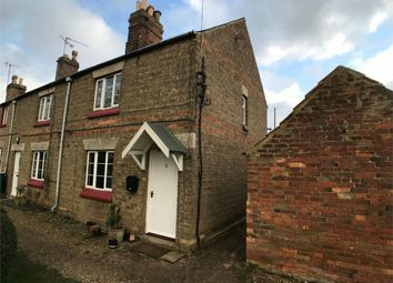 Thumbnail 2 bed cottage to rent in Mill Lane, Water Newton, Peterborough, Cambridgeshire