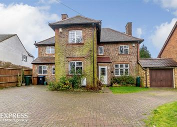 Thumbnail 5 bed detached house for sale in Farleigh Road, Warlingham, Surrey