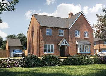 "Thumbnail 3 bed semi-detached house for sale in ""The Studland"" at Muggleton Road, Amesbury, Salisbury"