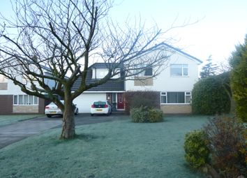 Thumbnail 4 bed detached house for sale in Lonsdale Close, Leyland
