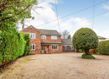 Thumbnail 4 bed detached house for sale in Cambridge Road, Newport, Saffron Walden
