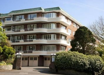 Thumbnail 3 bed flat to rent in West Cliff Road, Westbourne, Bournemouth