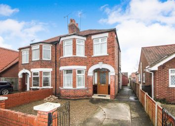 Thumbnail 3 bed semi-detached house for sale in Wansford Road, Driffield