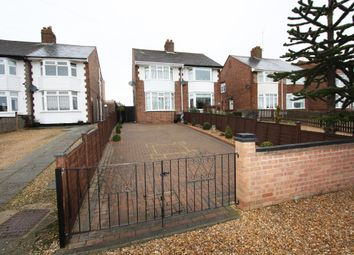 Thumbnail 2 bed semi-detached house for sale in Peterborough Road, Eye