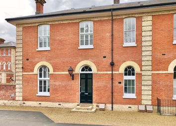 Thumbnail 3 bed town house for sale in Belgrove Place, Ribbans Park Road, Ipswich, Suffolk
