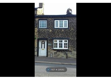 Thumbnail 2 bed terraced house to rent in Warley Town Lane, Halifax