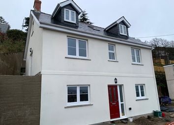 Thumbnail 3 bed detached house for sale in Artro House, Church Road, Goodwick, Pembrokeshire
