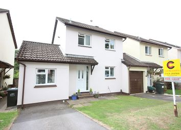 Thumbnail 3 bedroom link-detached house for sale in Barton Drive, Newton Abbot
