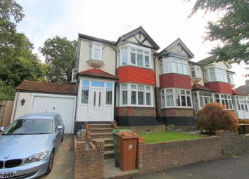 Thumbnail 4 bed semi-detached house for sale in Lytton Gardens, Wallington