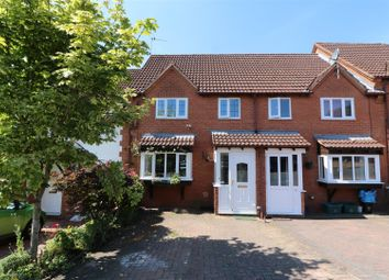 Thumbnail 3 bed terraced house for sale in Russett Way, Newent