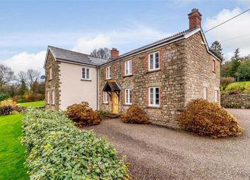 Thumbnail 5 bed detached house for sale in Hewelsfield Common, Hewelsfield, Lydney, Gloucestershire