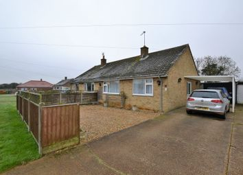 Thumbnail 2 bed bungalow for sale in Queens Close, Wereham, King's Lynn