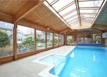Thumbnail 6 bed detached house to rent in Heckets Court, Esher, Surrey
