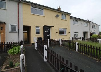 Thumbnail 3 bed terraced house to rent in Wood Croft, Sowerby Bridge