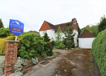 Thumbnail 4 bed detached house to rent in Parkway, Camberley