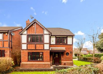 Thumbnail 4 bed detached house for sale in 5 Royton Drive, Chorley
