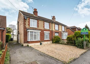 Thumbnail 3 bed semi-detached house for sale in Padnell Road, Cowplain, Waterlooville