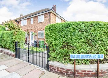 Thumbnail 2 bed flat for sale in Bellis Avenue, Southport