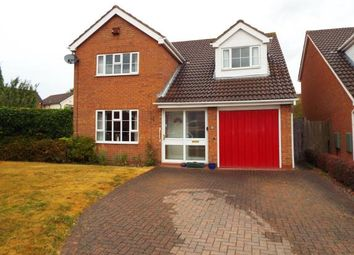 4 bed detached house for sale in Kendrick Close, Solihull, West Midlands B92