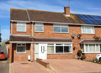 Thumbnail 4 bedroom semi-detached house for sale in Hamble Road, Greenmeadow, Swindon