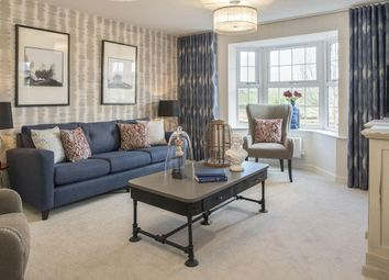 """Thumbnail 4 bedroom detached house for sale in """"Exeter"""" at Gregory Close, Doseley, Telford"""