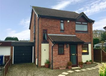 Thumbnail 3 bed detached house for sale in Chelford Close, Penwortham, Preston
