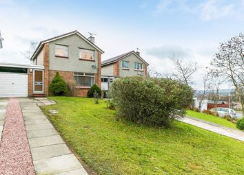 Thumbnail 4 bed detached house for sale in Rullion Road, Penicuik
