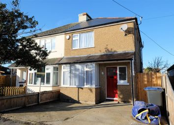 Thumbnail 2 bed semi-detached house for sale in Grimshill Road, Whitstable