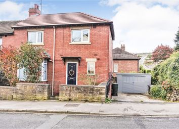 Thumbnail 2 bed end terrace house for sale in Priesthorpe Road, Farsley