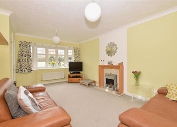 Thumbnail 3 bed detached house for sale in Peacock Close, Chichester, West Sussex