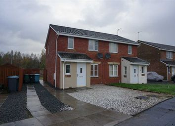 Thumbnail 3 bed semi-detached house for sale in Cherry Avenue, Cumbernauld, Glasgow