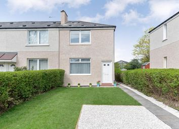 Thumbnail 2 bedroom end terrace house for sale in Ardgay Street, Sandyhills, Glasgow