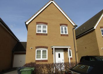 Thumbnail 3 bed detached house to rent in Resolution Road, Exeter