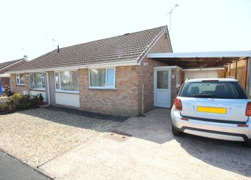 Thumbnail 2 bedroom semi-detached bungalow for sale in Leofric Road, Tiverton