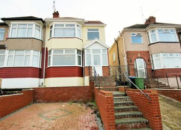 Thumbnail 5 bedroom semi-detached house for sale in Grove Crescent, Colindale