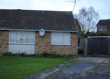 Thumbnail 2 bed bungalow for sale in Avon Close, Oadby