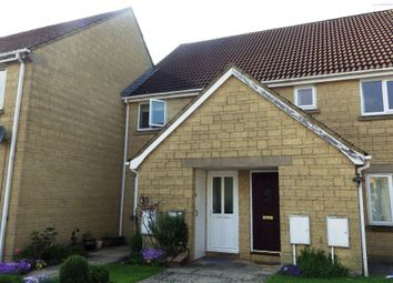 Thumbnail 1 bed flat to rent in Drift Close, Cirencester
