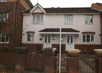 Thumbnail 2 bed terraced house to rent in High Street South, Dunstable