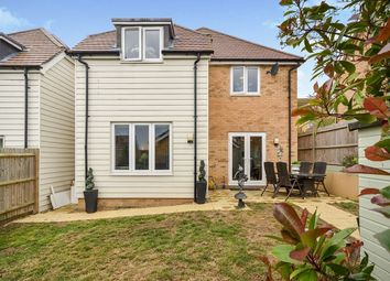 Thumbnail 4 bed detached house for sale in Aurum Close, Whitstable, Kent