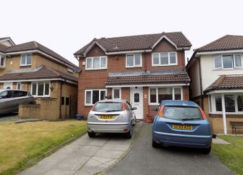 Thumbnail 4 bed detached house for sale in Bank Hall Close, Bury