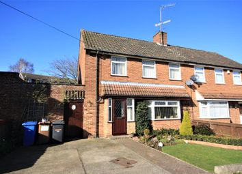 Thumbnail 3 bedroom semi-detached house to rent in Maidenhall Approach, Ipswich, Suffolk