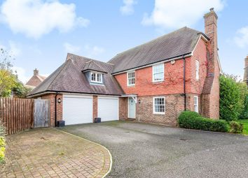 Thumbnail 5 bed detached house for sale in Barrow Close, Billingshurst