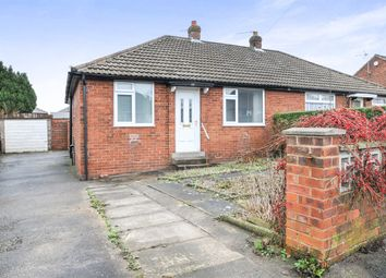 Thumbnail 2 bed semi-detached bungalow for sale in St. Johns Walk, Harrogate