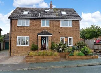 Thumbnail 6 bed detached house for sale in Fryth Close, Haverhill, Suffolk