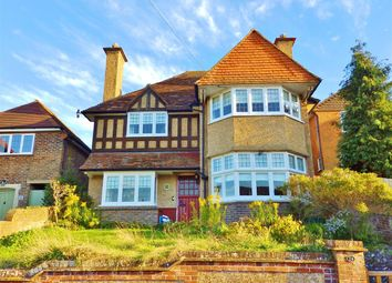 Thumbnail 4 bed detached house for sale in Kings Avenue, Eastbourne